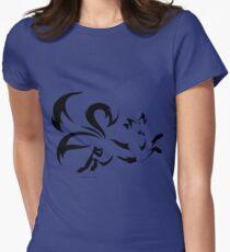Kitsune Ascendant Women's Fitted T-Shirt