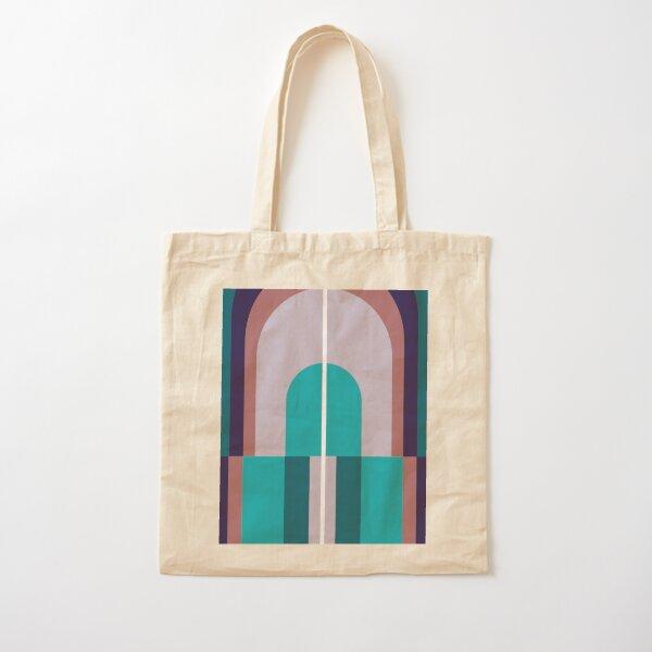 Tunnel Cotton Tote Bag