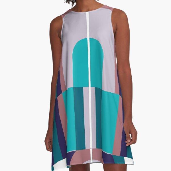 Tunnel A-Line Dress
