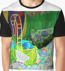 Easter Display Graphic T-Shirt