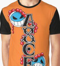 Portuguese D. Ace [One Piece] Graphic T-Shirt