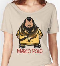 Kublai Khan - Marco Polo Women's Relaxed Fit T-Shirt
