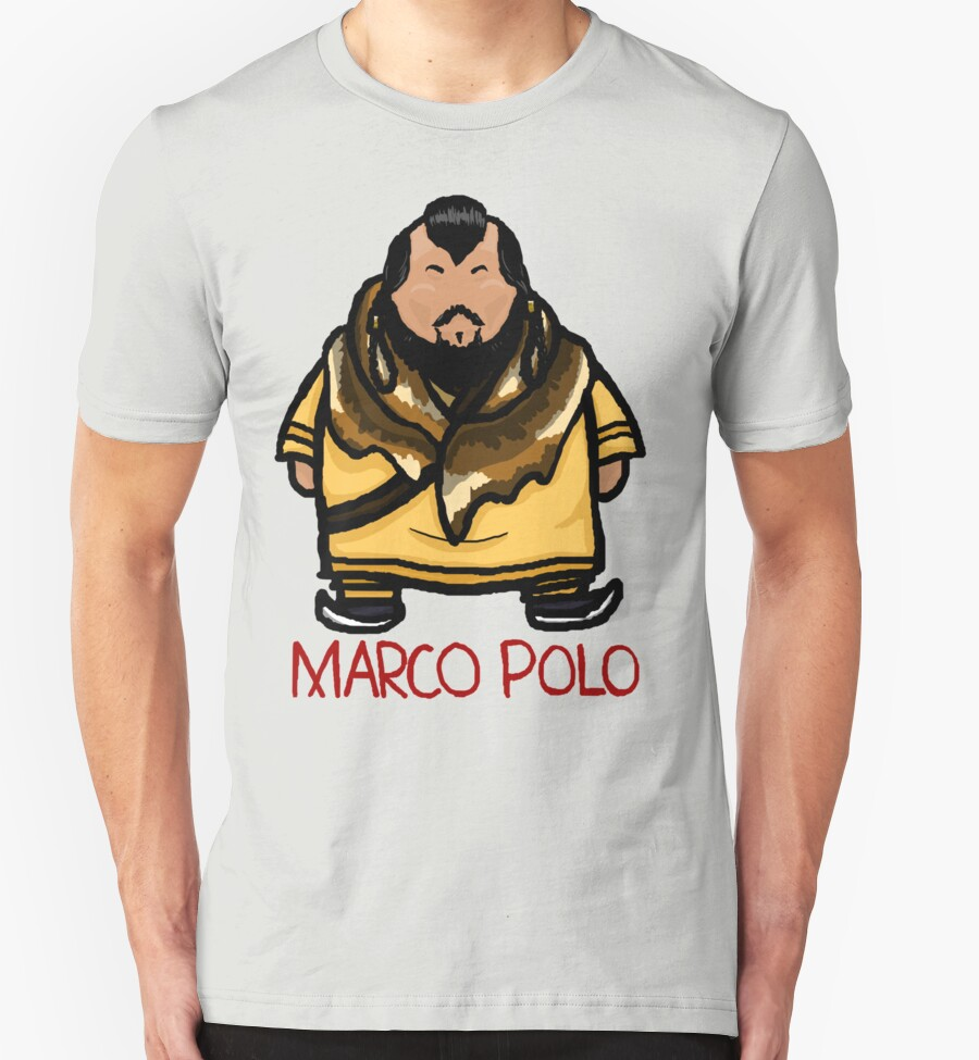kublai khan marco polo t shirts hoodies by. Black Bedroom Furniture Sets. Home Design Ideas