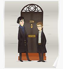221b Poster