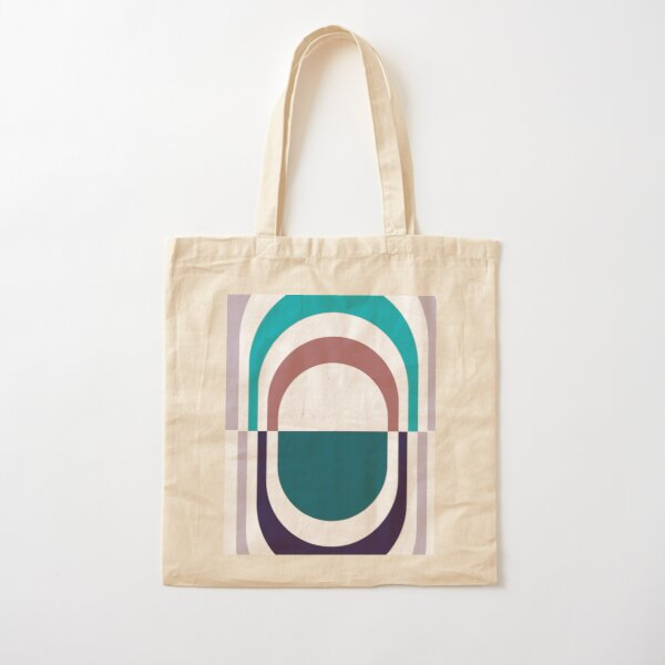 Feather Cotton Tote Bag