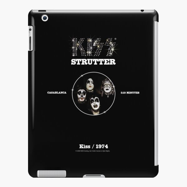 KISS - Strutter iPad Snap Case