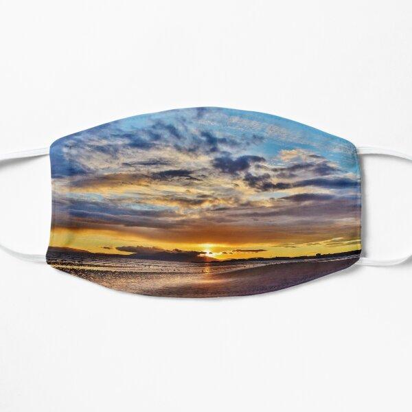 Scottish Sunset Beach Photography Mask