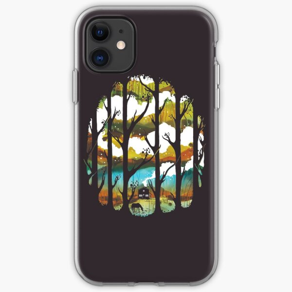 A Magical Place iPhone Soft Case