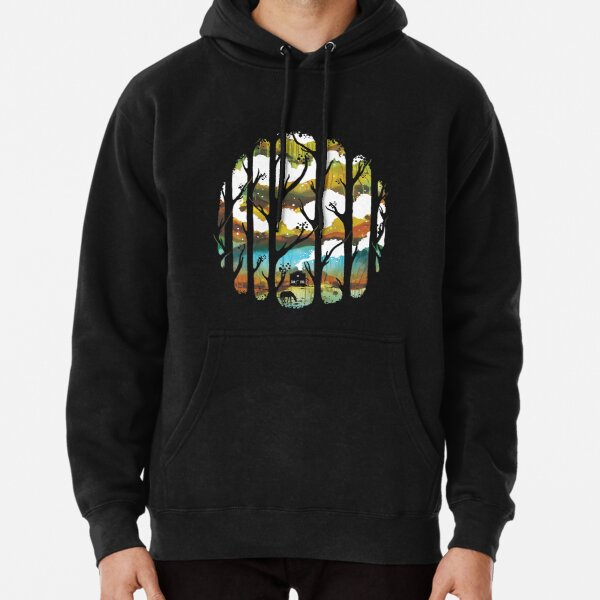 A Magical Place Pullover Hoodie