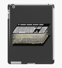 Keyboard Guts iPad Case/Skin