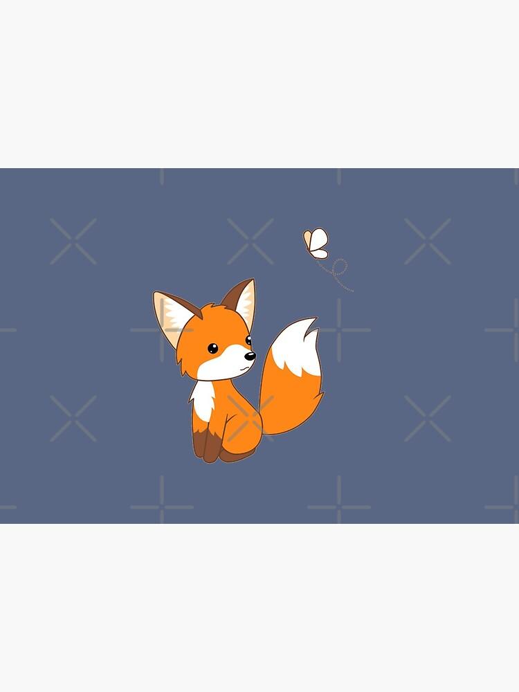 Baby Autumn Fox by designsbymarlon