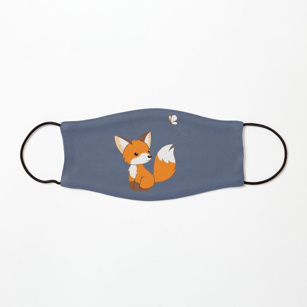 Baby Autumn Fox Mask