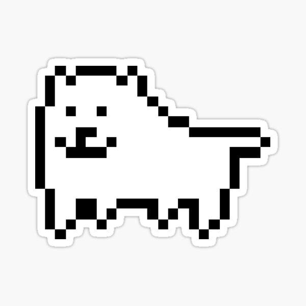 Annoying Dog Sticker