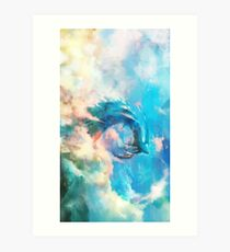 The Storm King (Alternate Version) Art Print
