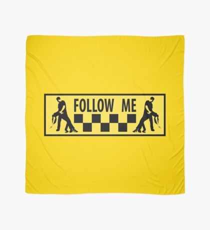 follow me dancer Scarf