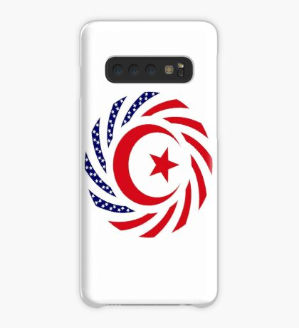 Muslim American Multinational Patriot Flag Series 1.0 Case/Skin for Samsung Galaxy