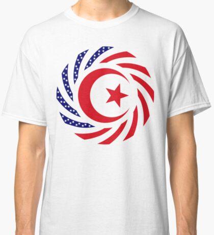 Muslim American Multinational Patriot Flag Series 1.0 Classic T-Shirt