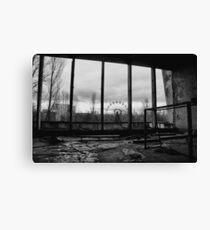 Chernobyl Canvas Print