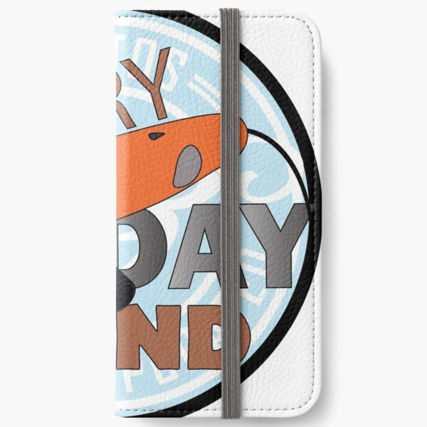 Every Day Grinding Metal iPhone Wallet