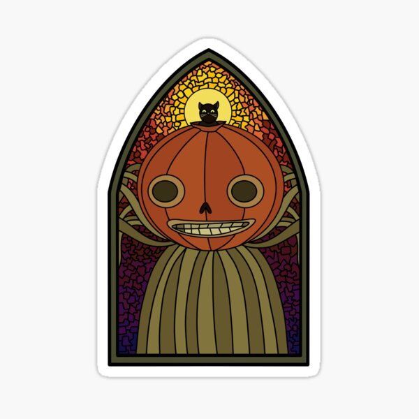 Saint Encho Sticker