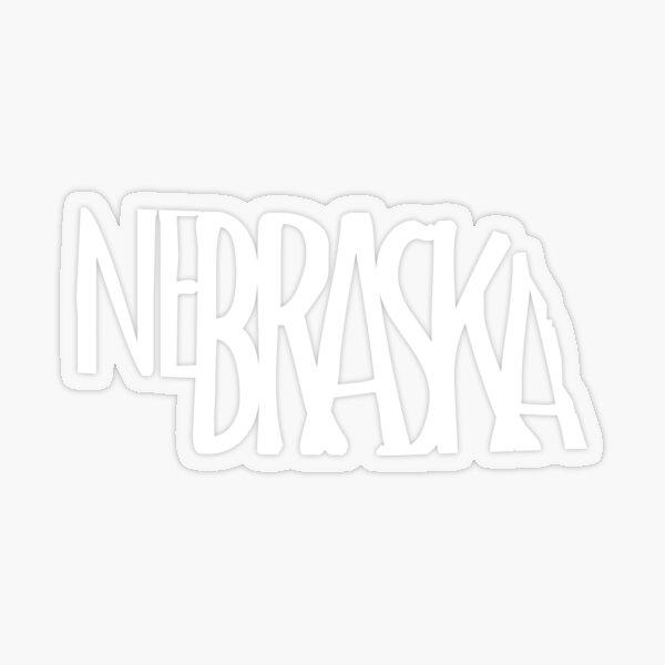 Nebraska Magnet Stickers Redbubble