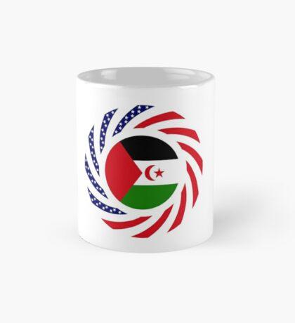 Sahrawi Arab Democratic Republic American Multinational Patriot Flag Series Mug