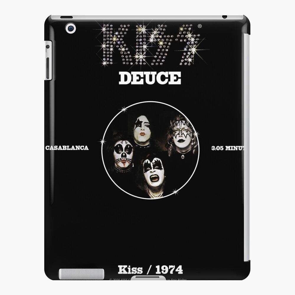 KISS - Deuce iPad Case & Skin