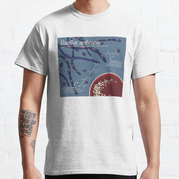 Bacillus anthracis Classic T-Shirt