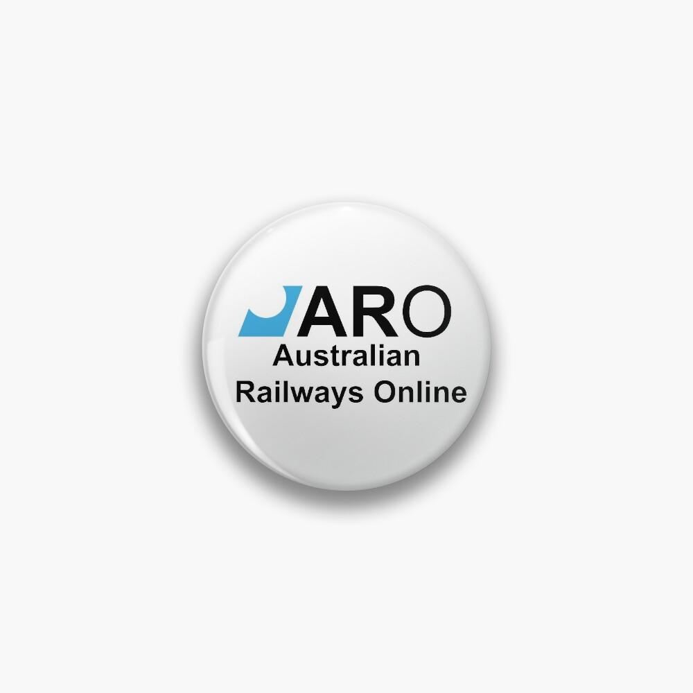 Australian Railways Online Pin