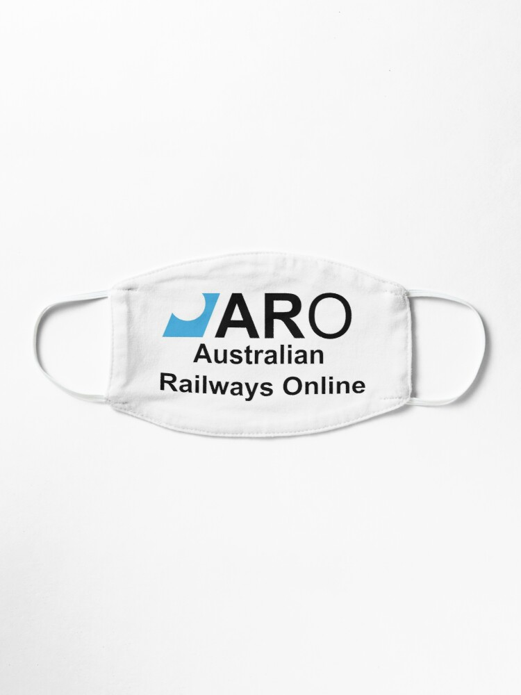Alternate view of Australian Railways Online Mask