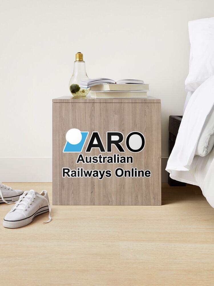 Alternate view of Australian Railways Online Sticker