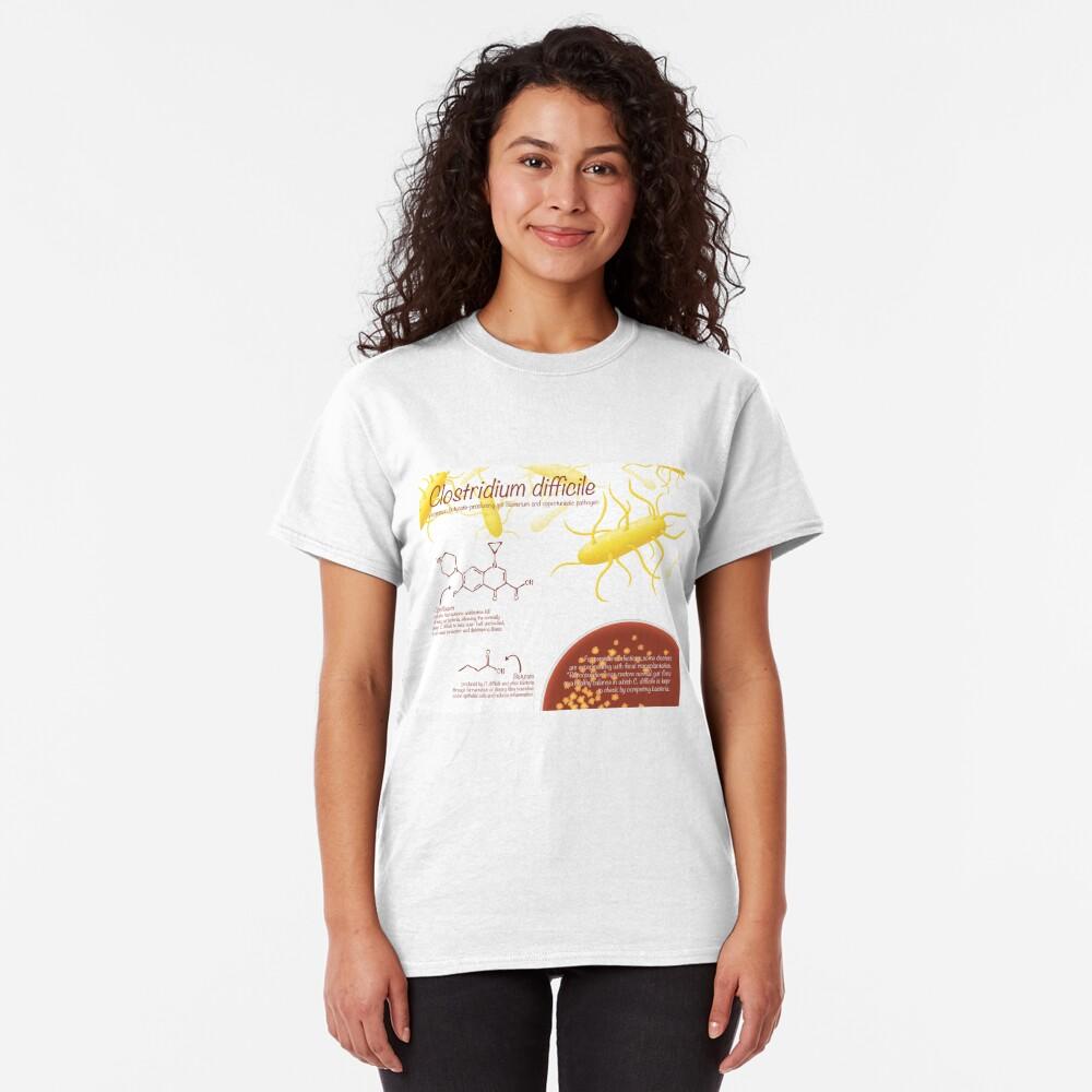 Clostridium difficile Classic T-Shirt