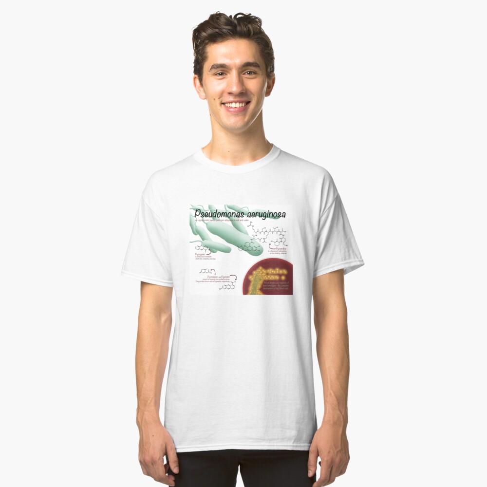 Pseudomonas aeruginosa Classic T-Shirt