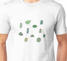 Comical Cacti Unisex T-Shirt