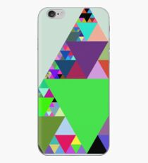Sierpinski Shattered iPhone Case
