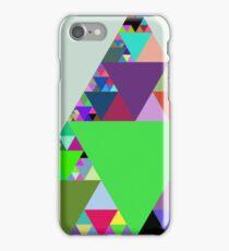 Sierpinski Shattered iPhone Case/Skin