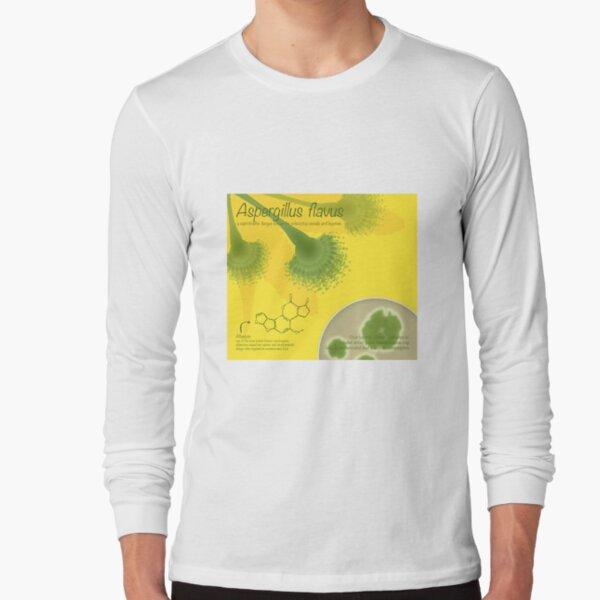 Aspergillus flavus Long Sleeve T-Shirt