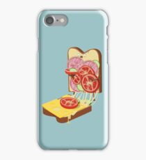 The accident iPhone Case/Skin