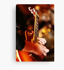 Rock 'n' Roll Canvas Print