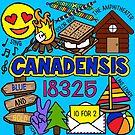 Canadensis von Corey Paige Designs
