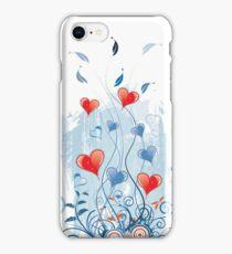 Heart Flower iPhone Case/Skin