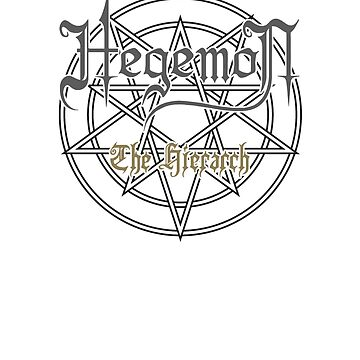 Hegemon - The Hierarch - Star Logo by michaelhavart