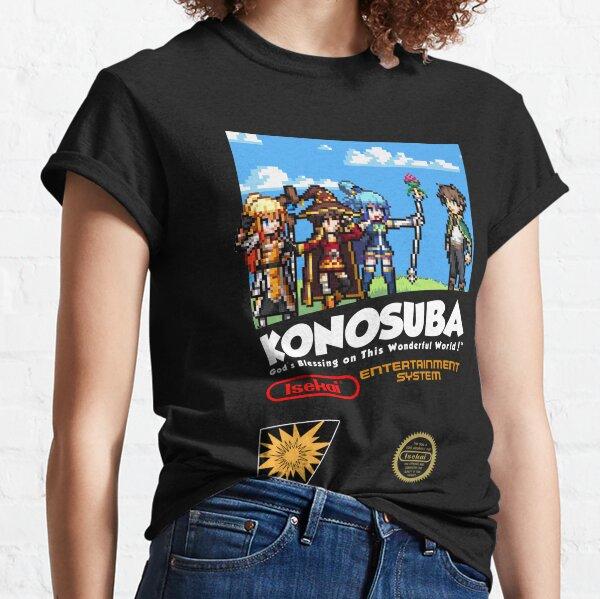 Retro Konosuba Classic T-Shirt