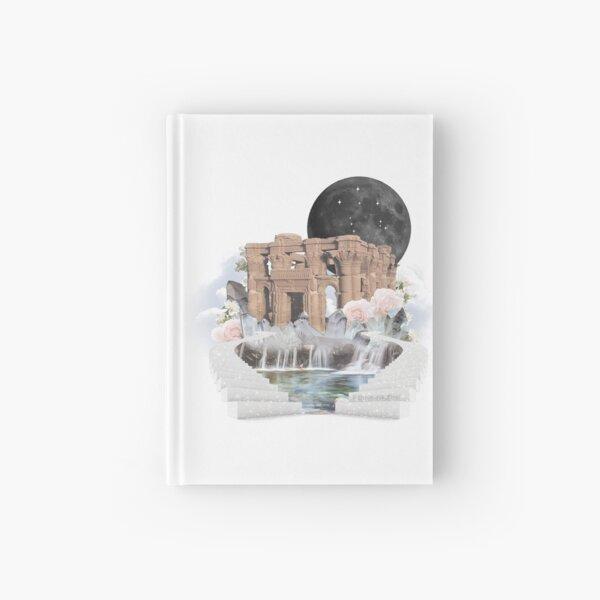 Dreamy Ruins   Prism + Fleur Design Studio Hardcover Journal