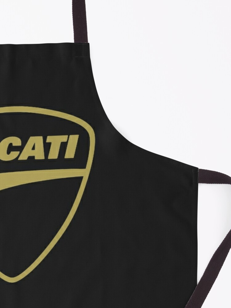 Alternate view of Ducati Motorcycles Apron