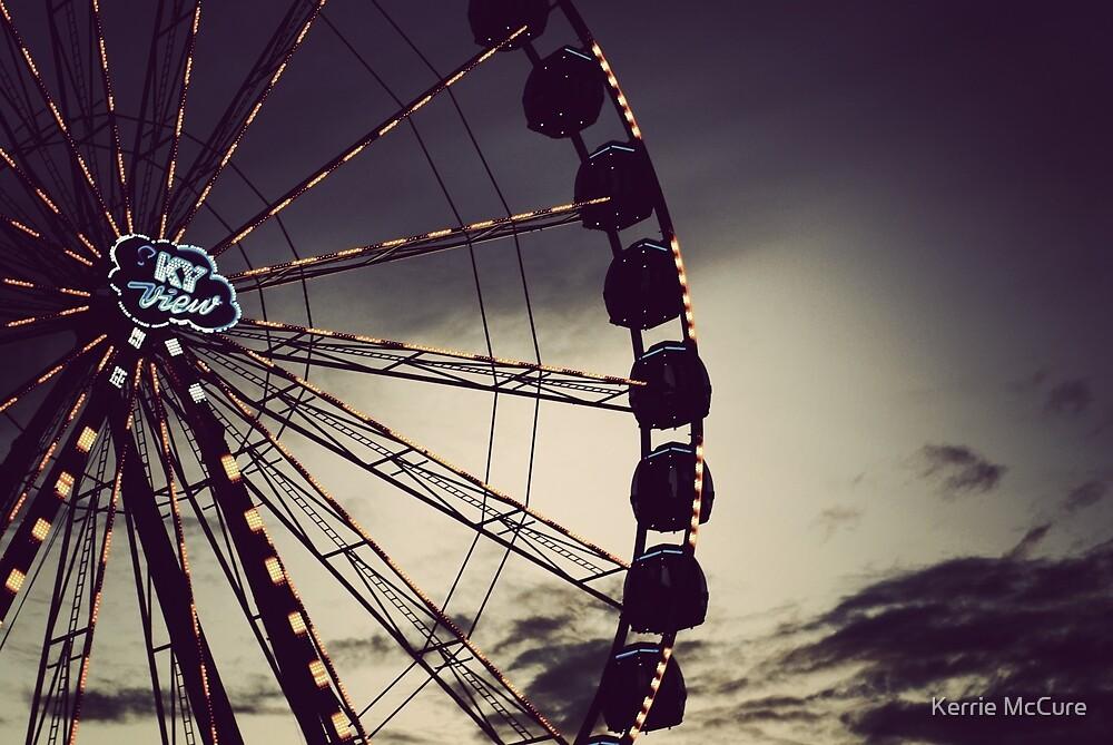 Ferris wheel by KerrieMcSnap