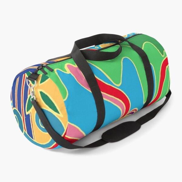 Sustainable Tour Merchandise Duffle Bag
