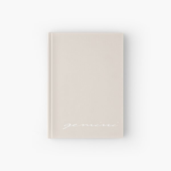 Gemini - The Twins Hardcover Journal