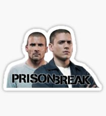 Prison Break: Michael and Lincoln Sticker