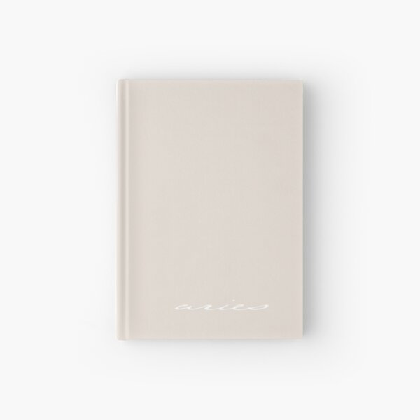Aries - The Ram Hardcover Journal